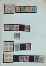 XC39111 Morocco Spanish protectorate mixed thematics fine lot used