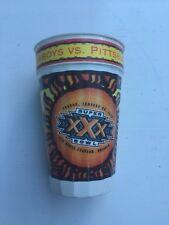 SuperBowl Xxx Steelers vs. Cowboys Souvenir Cup