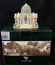 Lilliput Lane Undisplayed Syon Park Conservatory Year 2000 Collectors Fair Piece