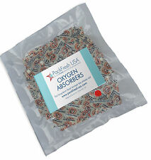 50 x 30cc PackFreshUSA OXYGEN ABSORBER for Long Term Food Storage Preserve