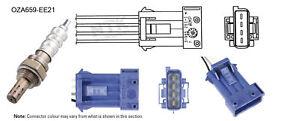 NGK NTK Oxygen Lambda Sensor OZA659-EE21 fits Peugeot 406 2.2 (116kw)