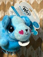 The Wet Brush Plush Brush for Kids BLUE Puppy Dog Stuffed Animal Accessories