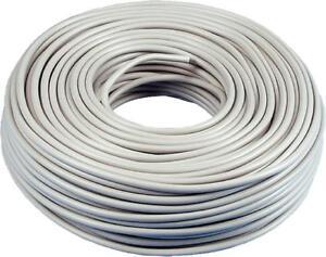 NYM J 3x1,5 3x2,5 5x1,5 5x2,5 mm Mantelleitung Elektroleitung Kabel 10-100 Mtr.