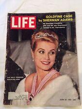 Life Magazine - Grace Kelly cover