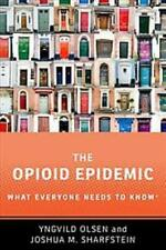 OPIOID EPIDEMIC - NEW PAPERBACK