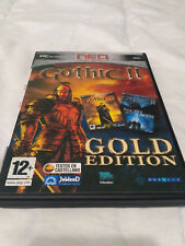Gothic II Gold Edition Pc Dvd Rom JoWooD