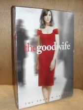 The Good Wife: The Fourth Season (DVD, 2013, 5-Disc Set) Julianna Margulies