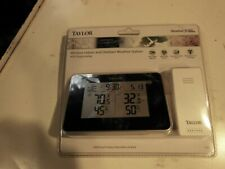 Taylor Wireless Indoor Outdoor Weather Station With Hygrometer