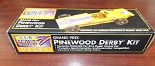Vintage Pinewood Derby Car Kit NOS Grand Prix Super Sleek Cub Scout BSA 1996