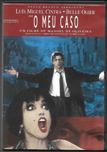 O MEU CASO (MY CASE) R2 DVD PORTUGESE IMPORT MANOEL DE OLIVEIRA BULLE OGIER