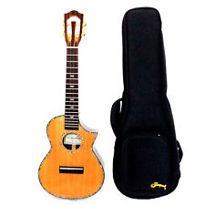 High End Top Solid Spruce and Back Rosewood All Solid 26 inch Tenor Ukulele