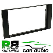 Ford Focus Mk2 2005 Onwards Double Din Car Stereo Radio Fascia Panel