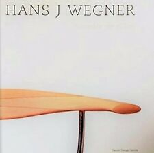 HANS J. WEGNER Danish Design Center 1996 Chair Modern Furniture Mid Century