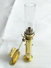 dekorative Harnisch Kopenhagen Wandlampe / Petroleumlampe / design oil lamp