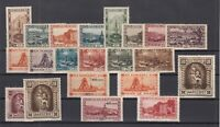 H3454/ SAAR – 1925 / 1934 MINT SEMI MODERN LOT – CV 225 $