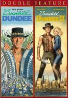 Paul Hogan - Crocodile Dundee / Crocodile Dundee II [New DVD] 2 Pack, Widescreen