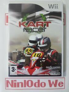 Kart Racer (Nintendo Wii) Racing Driving cart Game-Expertly Refurbished-COMPLETE