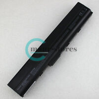 6Cell 5200MAH Battery Asus A31-K52 A32-K52 A41-K52 A42-K52 K52f K52jr K42jb N82J