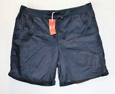 Crossroads Brand Navy Blue Elastic Waist Cargo Shorts Size 18 BNWT #SX71