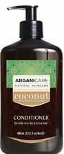Arganicare Natural Coconut Conditioner for Dry & Damaged Hair 400ml / 13.5fl oz
