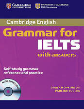 Cambridge Grammar for IELTS Student's Book with Answers and Audio CD by Diana H…