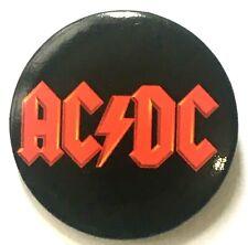 AC/DC - Logo - OG 2006 Medium Button Pin Badge 37mm