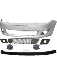 Set Stoßstange vorne grundiert + Nebel+Zubehör Ford Fiesta 5 V JH JD Bj. 05-10
