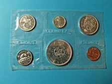 1964 Canada Silver Dollar 6-Coin Set - Proof-like