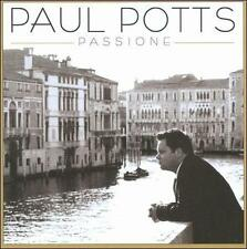 Passione  by Paul Potts (CD, 2009 Syco Music/Columbia)  Britain's Got Talent!