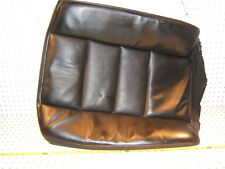 Mercedes Med C124 CE Coupe rear Driver L seat BLACK back Genuine 1 Cover only,T2