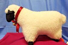 Sheep Plush Toy Makes Sheep's Baaaaaa Noise! Clean & Sturdy Farm Critter