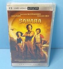 Sahara (2005) UMD for Sony PlayStation PSP Video Movie BRAND NEW FACTORY SEALED