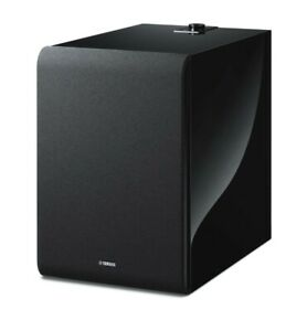 Yamaha MusicCast SUB 100 - Wireless Subwoofer Piano Black
