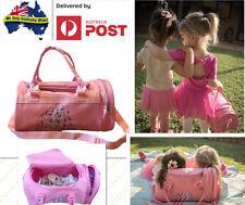 Ballet/JAZZ/gymnastics Dancing Bag Kids Girl Dancer Pink Ballerina luggage bag
