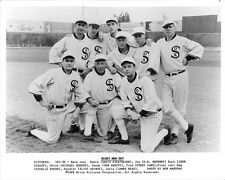 EIGHT MEN OUT : B & W Print # 1  - Chicago White Sox, Charlie Sheen, Baseball