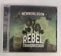 New World Son Rebel Transmission CD - New Sealed