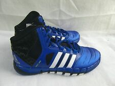 New Men's Adidas Adipure Crazy Ghost Athletic Shoes G99074 Size 8 BluBlkWht  1J