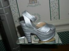 1998 Just The Right Shoe Figurine-Silver Cloud-Good. Cond.