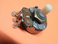 """24mm Single Gang AB Potentiometer 1K Lin 1/4"""" Spindle with Nut =B6 CU38"""