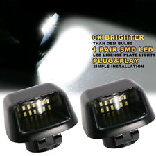 Pair 18led License Plate Light Lamp For 2007 2019 Nissan Frontier Armada Titan