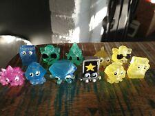 11 Moshi Monster Figures