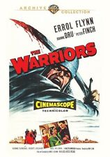 The Warriors DVD (1955) - Errol Flynn, Joanne Dru, Peter Finch, Henry Levin