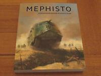 Australian Mephisto Technology, War, Remembrance World's Rarest Tank WW1 Book