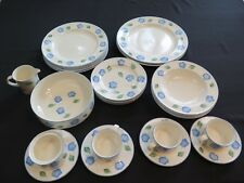 "24 PIECES MIKASA ""NATURES ESSENCE"" CA019 DINNERWARE"