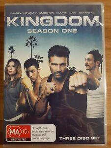 Kingdom : Season 1 brand new still sealed