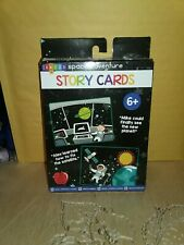 Jumbo Create& Tell Me A Story Cards / Space New Kindergarten & Up