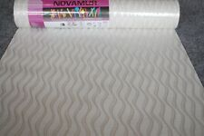 Papel de Pared Pintado 6601-40 Marburg Novamur Gráfico Crema Beige 660140 Ahaus