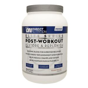 Direct Nutrition Elite Restore & Replenish Post Workout, 1.8kg