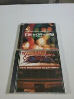 Gin Blossoms 2 CD Lot- New Miserable Experience and Congratulations I'm Sorry