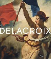 Delacroix : Catalogue de l'exposition - Sébastien Allard - Hazan